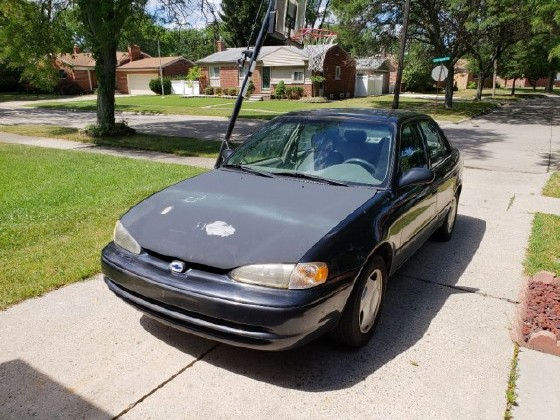 2001 Chevrolet Prizm in Taylor, MI 48180-4254 - 1403693
