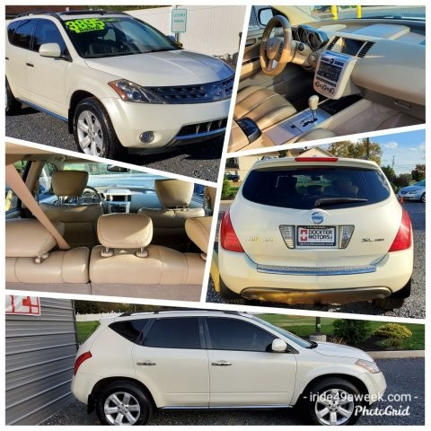 2007 Nissan Murano in Littlestown, PA 17340-9101