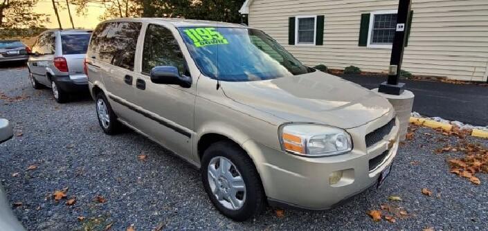 2007 Chevrolet Uplander in Littlestown, PA 17340-9101 - 1502484