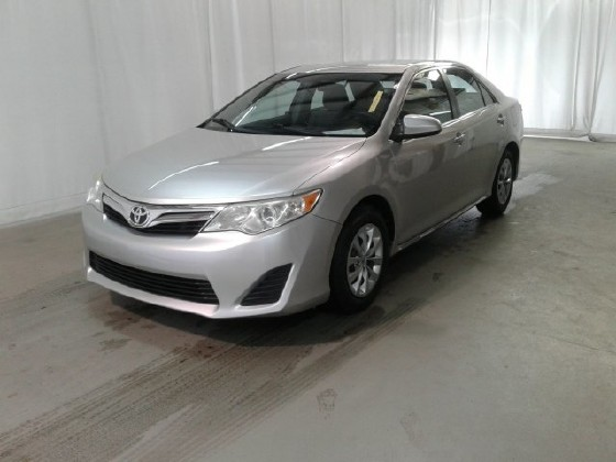 2012 Toyota Camry in Lawrenceville, GA 30043 - 1532121