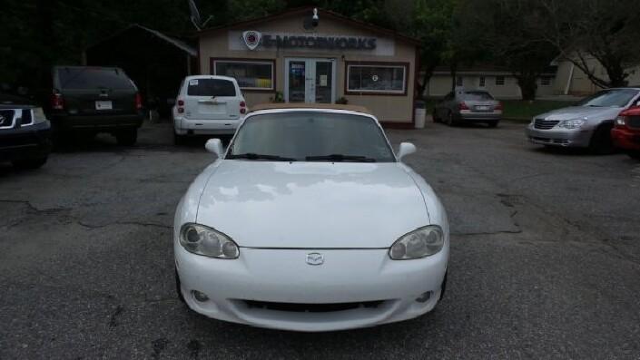 2002 Mazda MX-5 Miata in Roswell, GA 30075 - 1544223