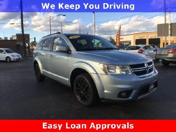 2013 Dodge Journey in Cicero, IL 60804 - 1545164
