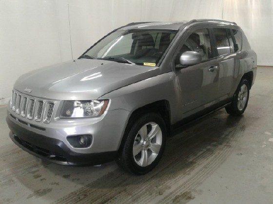 2016 Jeep Compass in Lawrenceville, GA 30043 - 1554522