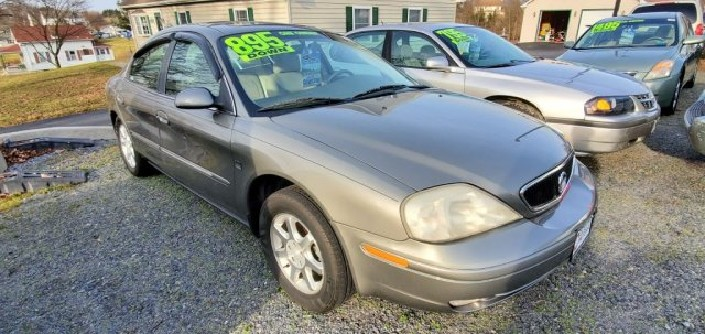 2001 Mercury Sable in Littlestown, PA 17340-9101 - 1562882