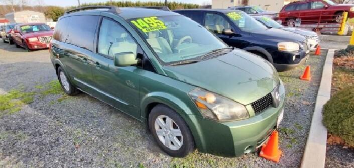 2004 Nissan Quest in Littlestown, PA 17340-9101 - 1562895