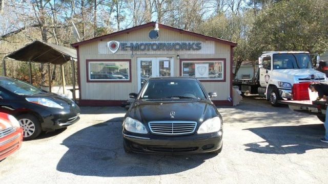 2000 Mercedes-Benz S 500 in Roswell, GA 30075