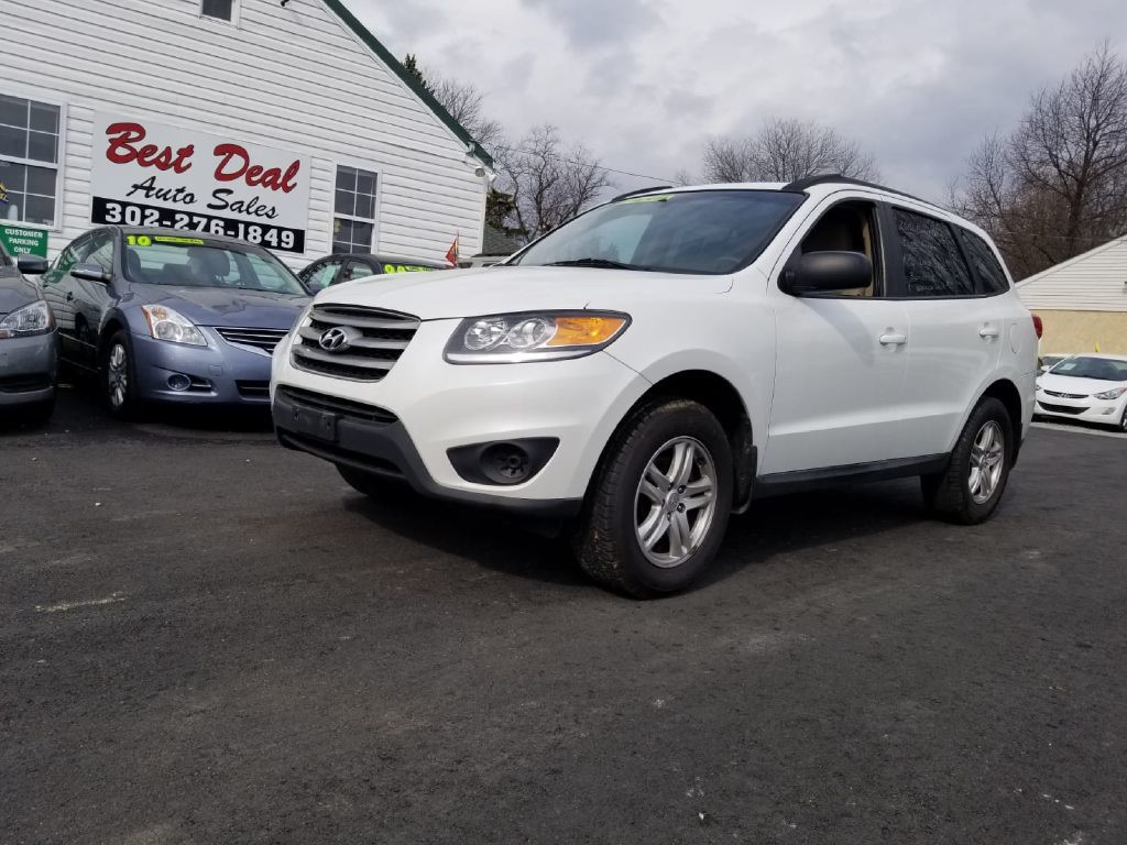 2012 Hyundai Santa Fe in Bear, DE 19701-1236