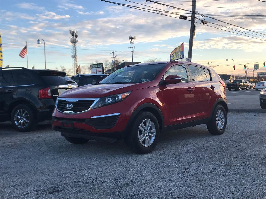 2011 Kia Sportage in Bear, DE 19701-1236