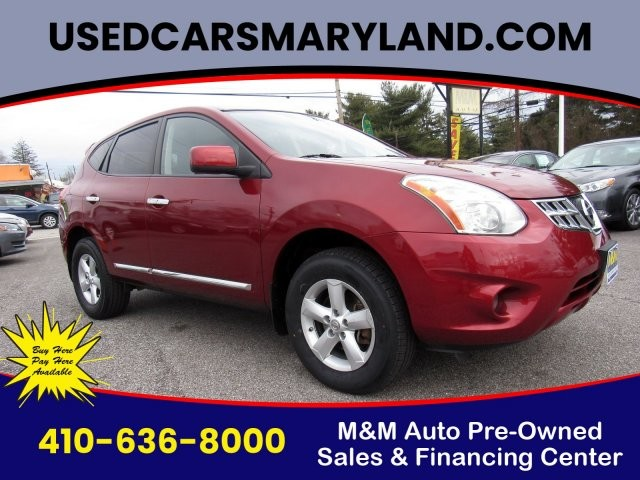 2013 Nissan Rogue in Baltimore, MD 21225