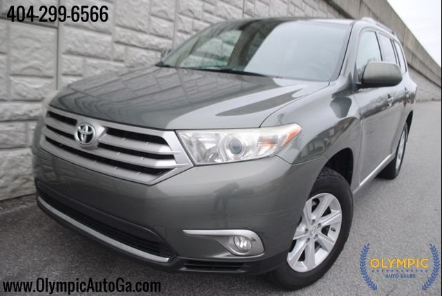 2013 Toyota Highlander in Decatur, GA 30032