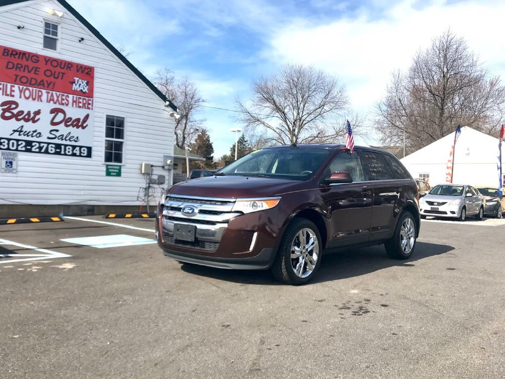 2011 Ford Edge in Bear, DE 19701-1236