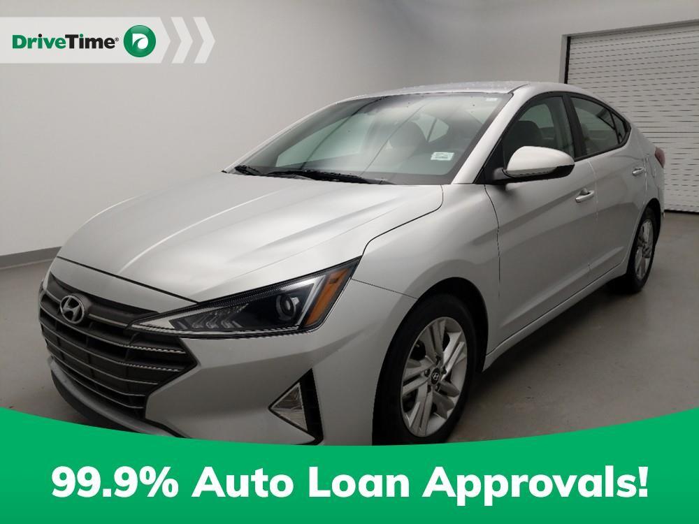 2019 Hyundai Elantra in Louisville, KY 40258-1407
