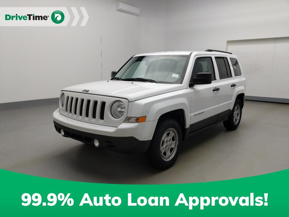 2017 Jeep Patriot in Duluth, GA 30096-4646