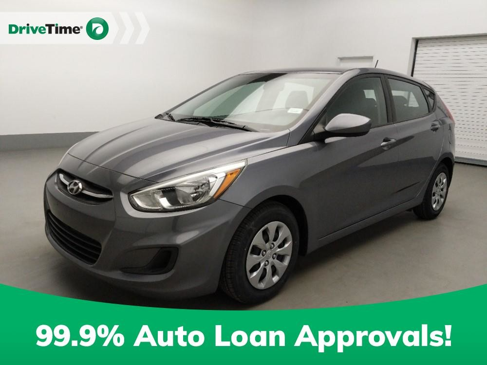 2017 Hyundai Accent in Temple Hills, MD 20748-1916