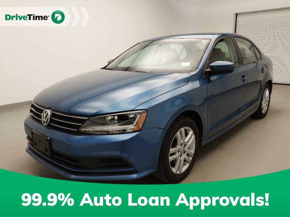 2018 Volkswagen Jetta in Louisville, KY 40258-1407