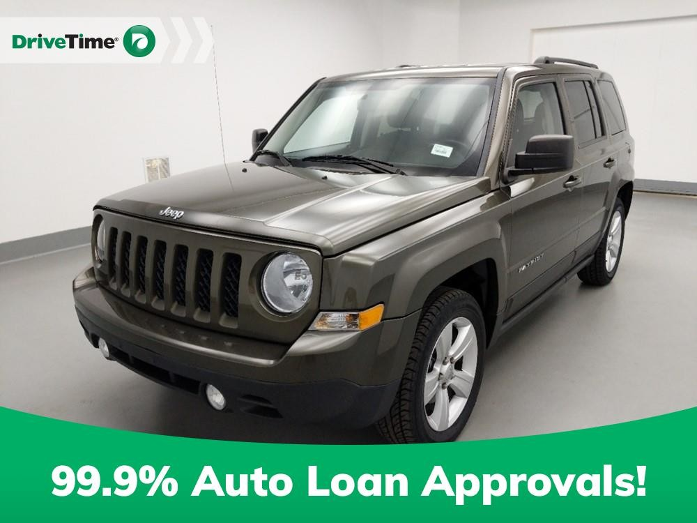 2015 Jeep Patriot in Birmingham, AL 35215-7804