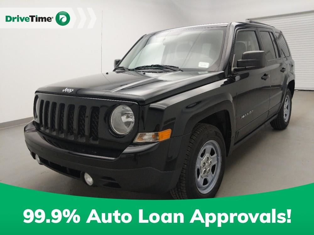 2015 Jeep Patriot in Louisville, KY 40258-1407