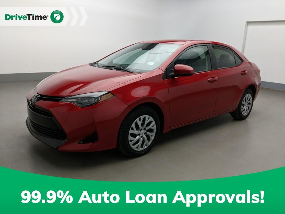 2018 Toyota Corolla in Temple Hills, MD 20748-1916
