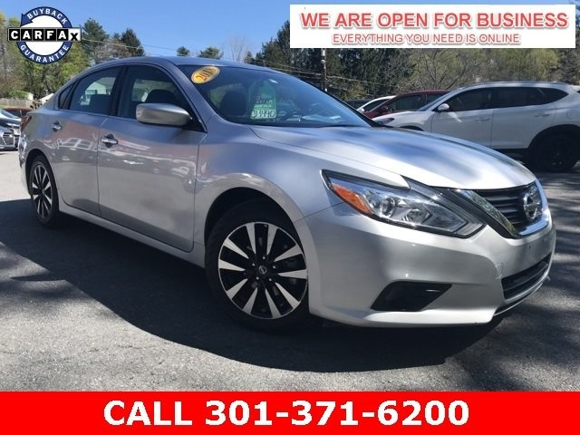 2018 Nissan Altima in Braddock Heights, MD 21714