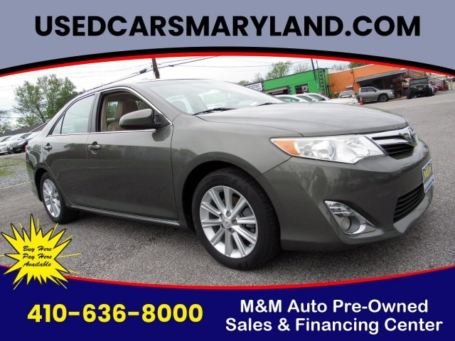 2014 Toyota Camry in Baltimore, MD 21225