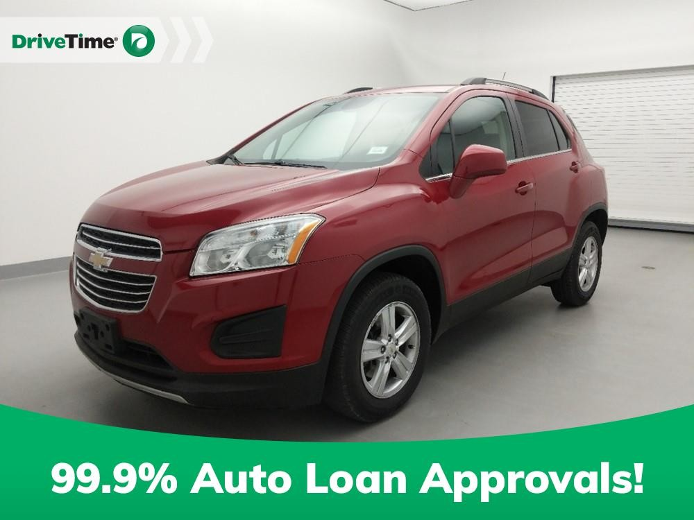 2015 Chevrolet Trax in Duluth, GA 30096-4646