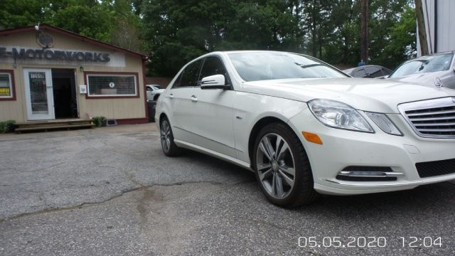 2012 Mercedes-Benz E 350 in Roswell, GA 30075