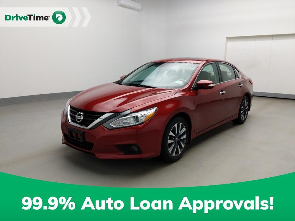 2016 Nissan Altima in Duluth, GA 30096-4646