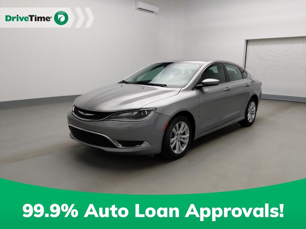 2015 Chrysler 200 in Marietta, GA 30060-6517
