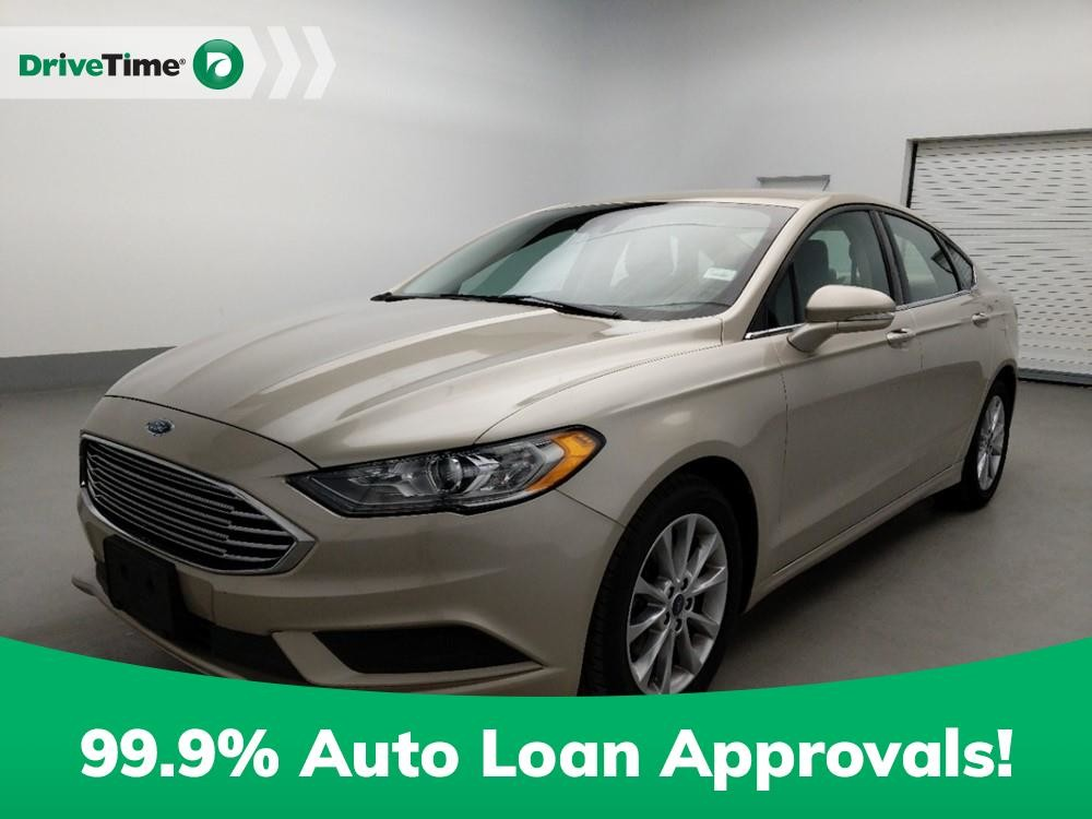 2017 Ford Fusion in Temple Hills, MD 20748-1916