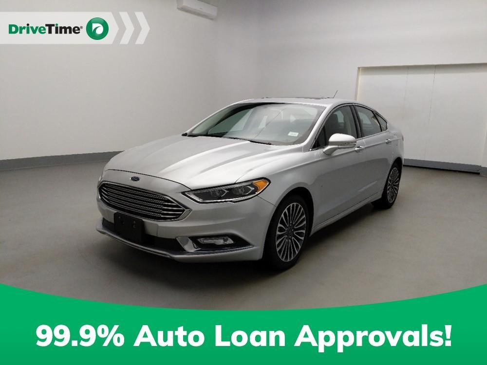 2018 Ford Fusion in Marietta, GA 30060-6517