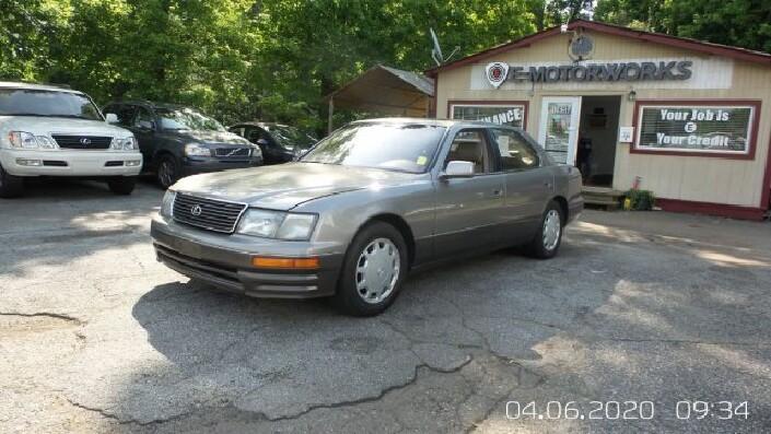 1997 Lexus LS 400 in Roswell, GA 30075 - 1644618