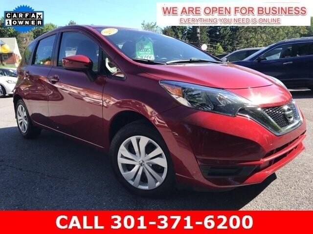 2019 Nissan Versa Note in Braddock Heights, MD 21714