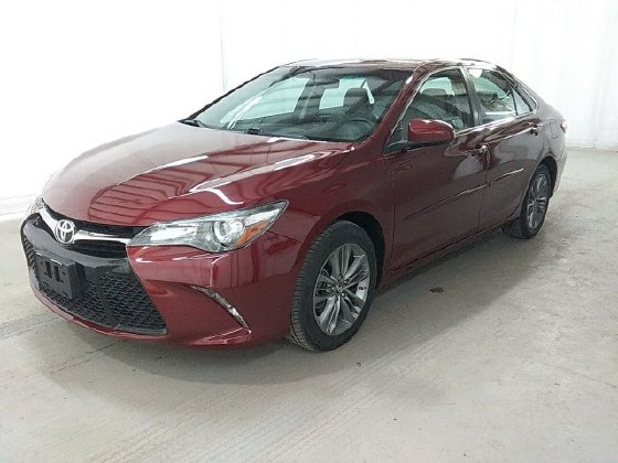 2017 Toyota Camry in Lawrenceville, GA 30043 - 1646053