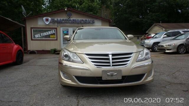 2012 Hyundai Genesis in Roswell, GA 30075