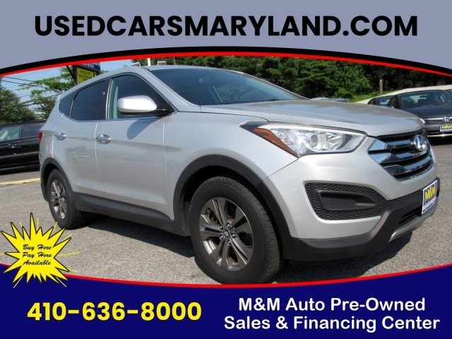 2013 Hyundai Santa Fe in Baltimore, MD 21225