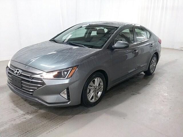 2019 Hyundai Elantra in Lawrenceville, GA 30043