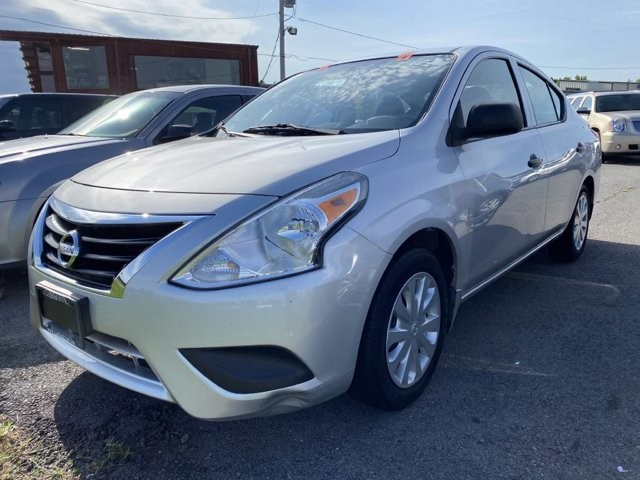 2015 Nissan Versa in North Little Rock, AR 72117-1620