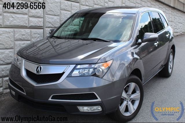 2011 Acura MDX in Decatur, GA 30032