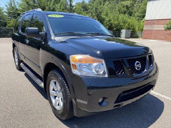 2015 Nissan Armada in Cumming, GA 30040 - 1648486