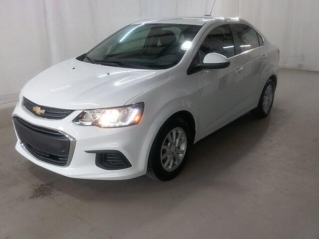 2017 Chevrolet Sonic in Lawrenceville, GA 30043