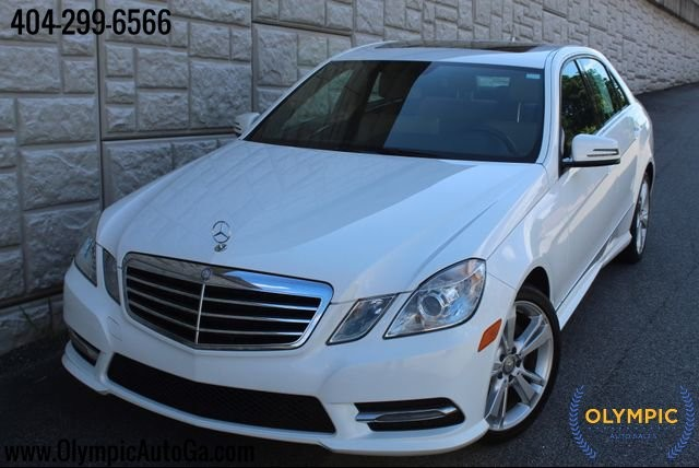 2013 Mercedes-Benz E 350 in Decatur, GA 30032