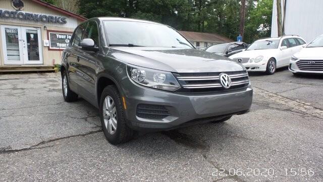 2012 Volkswagen Tiguan in Roswell, GA 30075