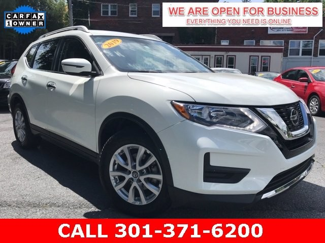 2019 Nissan Rogue in Braddock Heights, MD 21714