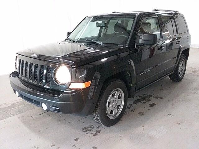 2017 Jeep Patriot in Lawrenceville, GA 30043