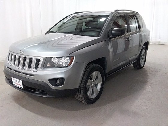 2016 Jeep Compass in Lawrenceville, GA 30043 - 1653050