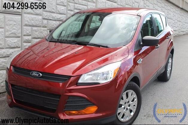 2015 Ford Escape in Decatur, GA 30032 - 1653575