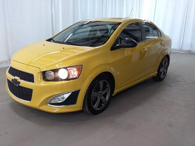 2016 Chevrolet Sonic in Lawrenceville, GA 30043