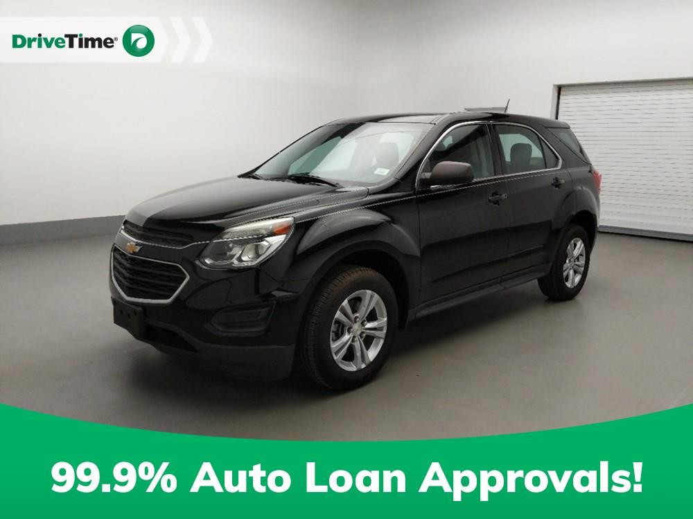2016 Chevrolet Equinox in Glen Burnie, MD 21061-3716