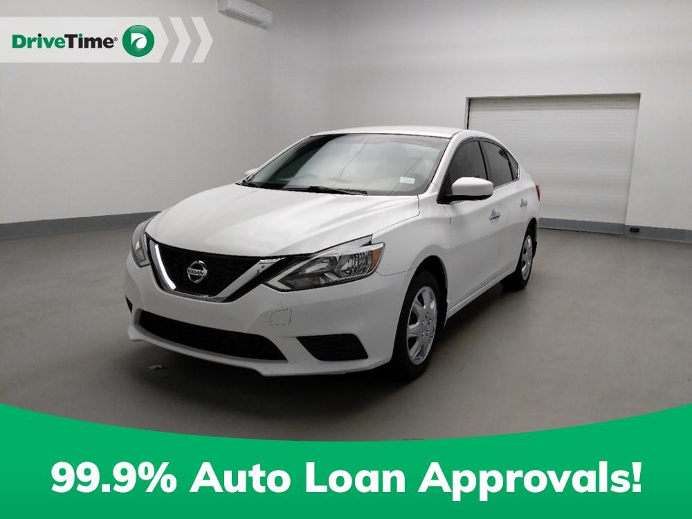 2017 Nissan Sentra in Stone Mountain, GA 30083-3215