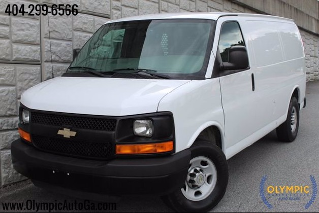 2013 Chevrolet Express 2500 in Decatur, GA 30032 - 1656237